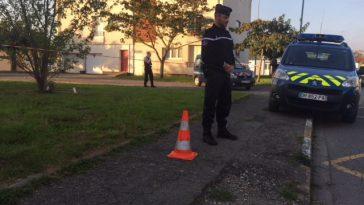 Léguevin. il découvre une une grenade à fusil de la seconde guerre devant son immeuble