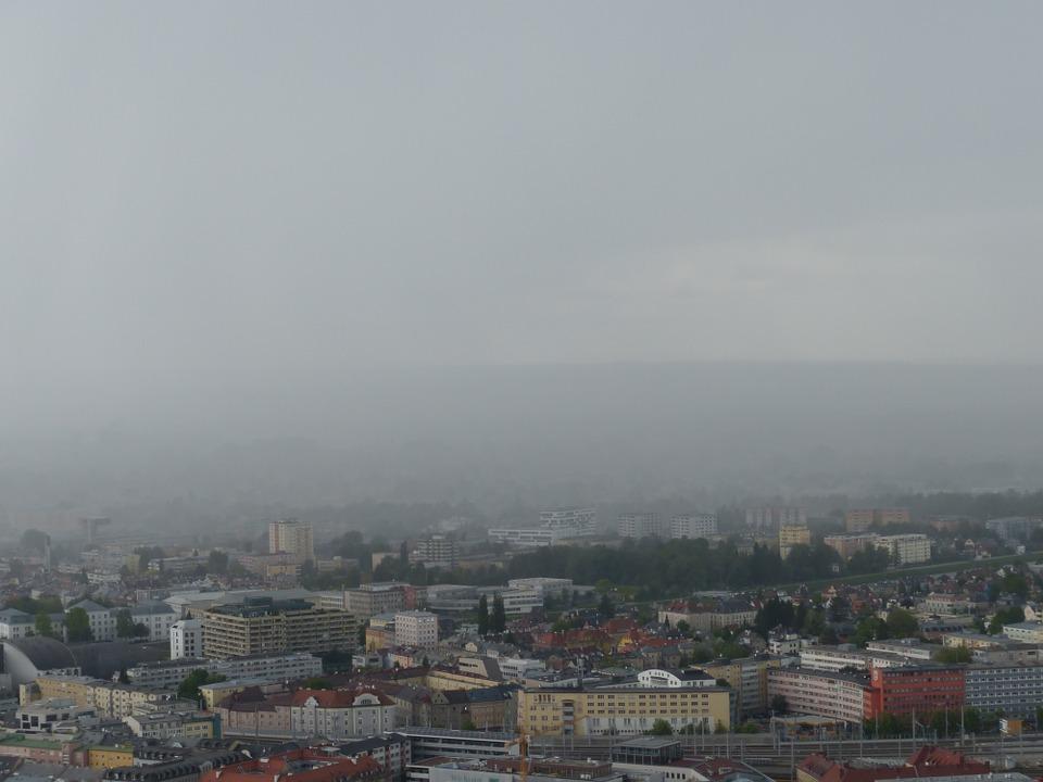 Météo Toulouse. pluies, 17 degrés, l'automne est là