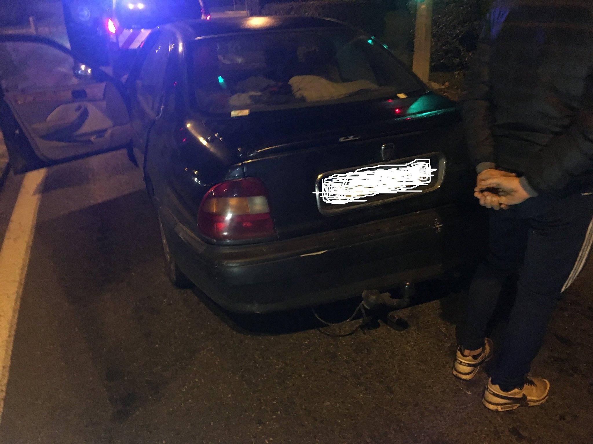 Toulouse. Sans permis, il avait fumé un joint avant de prendre le volant