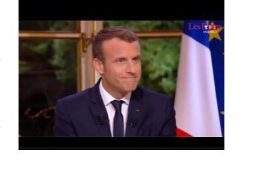 Vidéo - Les principales déclarations d'Emmanuel Macron sur TF1