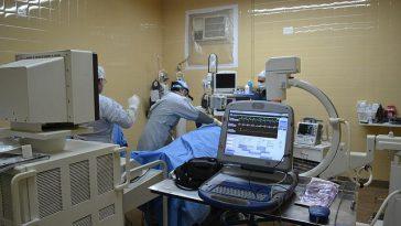 atteint d'une malformation cardiaque très sévère un jeune Congolais de 3 ans opéré à Toulouse
