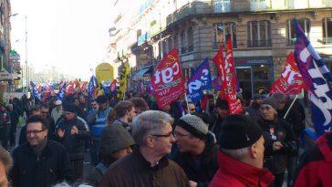 grèves et manifestation. le point sur les perturbations à Toulouse