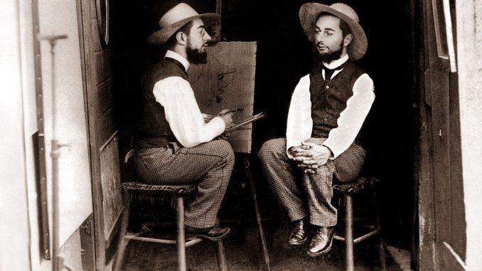 24 Novembre, quand naissant Henri de Toulouse Lautrec