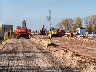 Attention travaux sur l'autoroute A64 entre Tarbes et Toulouse