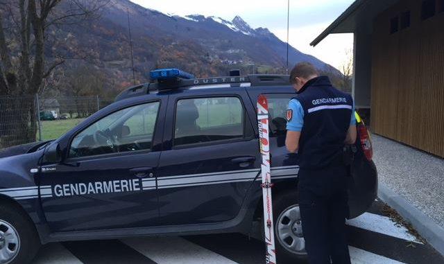 Des skis volés retrouvés dans une braderie dans les Pyrénées