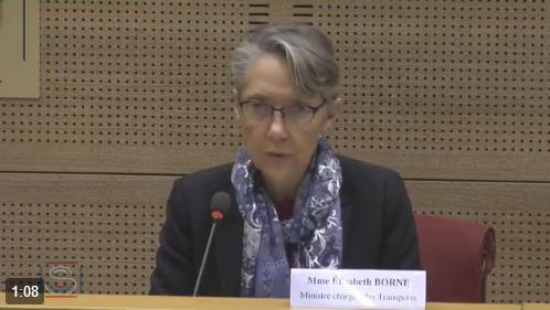 Elisabeth Borne à Toulouse pour l'annonce de la fin du prjet TGV à grande vitesse ?