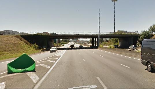 Toulouse. une adolescente se jette du pont de La Cépière
