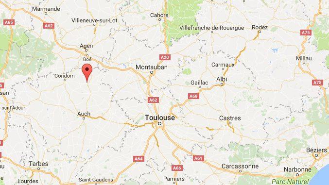 Un jeune homme de 19 ans décédé dans un accident de la route à Lectoure