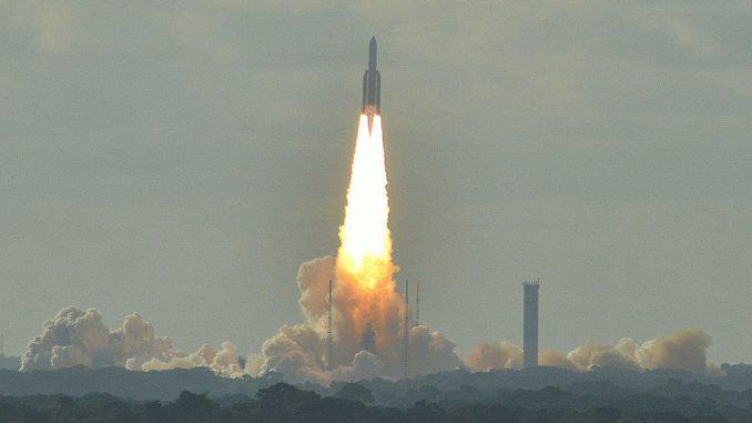 ArianeGroupe annonce la production de Ariane 6