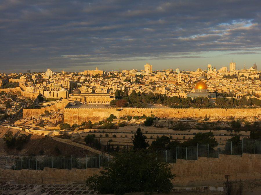 """""""Le statut final de Jérusalem doit être résolu par des négociations dans le cadre d'une solution à deux Etats"""""""