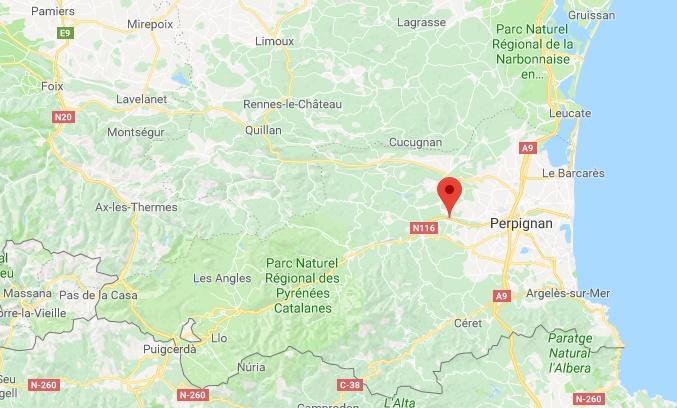 Plusieurs morts dans une collision entre un train et un bus dans les Pyrénées