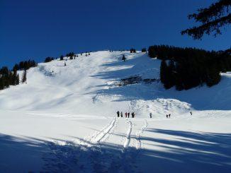 Risque d'avalanches dans les Pyrénées