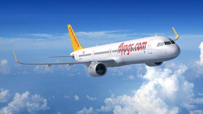 Pegasus Airlines commande 25 Airbus A321 neo