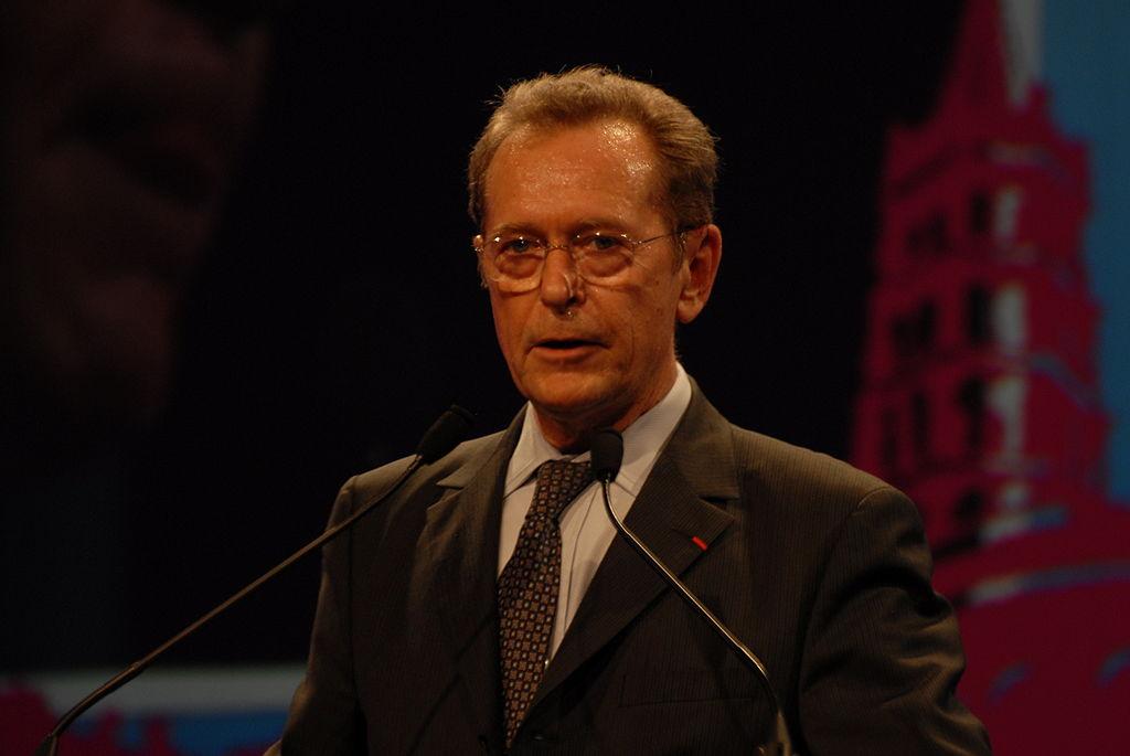 17 janvier. quand Dominique Baudis était nommée président du CSA