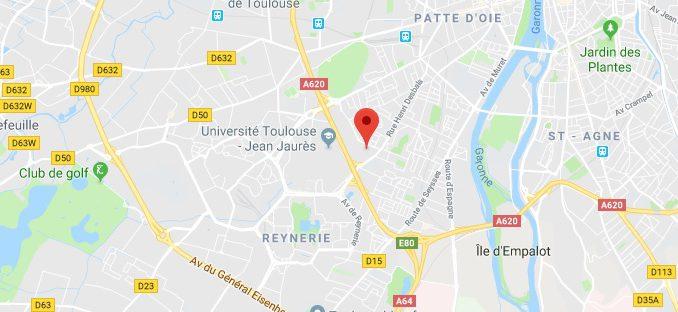 Colis suspect à proximité d'une école du quartier Bagatelle à Toulouse