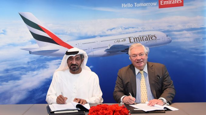 Emirates commande 36 Airbus A380