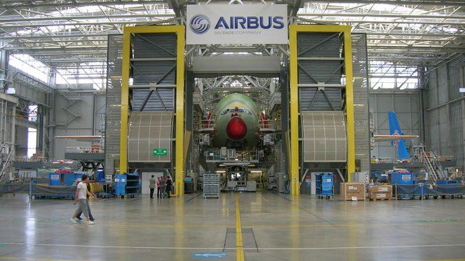 La Chine commande 184 Airbus pour le dernier jour de la visite de Macron.