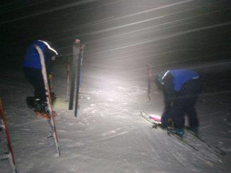 Nuit, neige, brouillard, sauvetage remarquable des gendarmes dans les Pyrénées