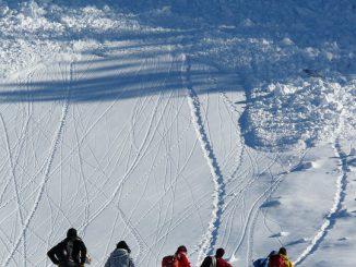 Pyrénées. un skieur de randonnée retrouvé mort dans une avalanche