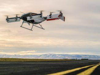 Airbus teste un drone électrique auto piloté