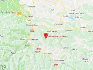 Ariège. la station de ski des Mont d'Olmes coupée du monde après un éboulement