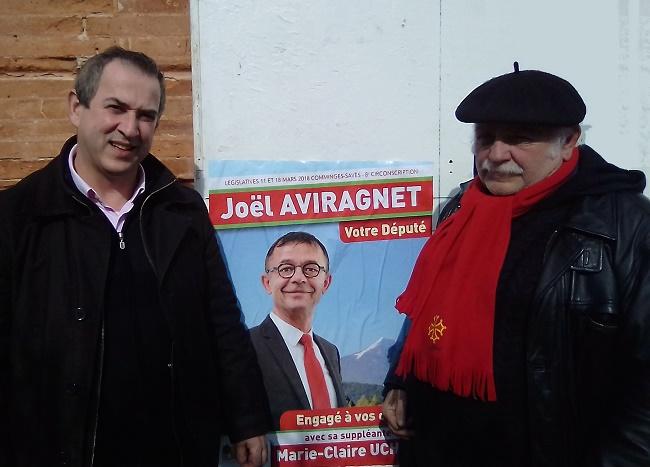 Législatives partielles. Bastir Occitanie soutient Joël Aviragnet
