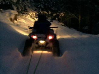 Luchon. une skieuse retrouvée perdue de nuit dans la forêt