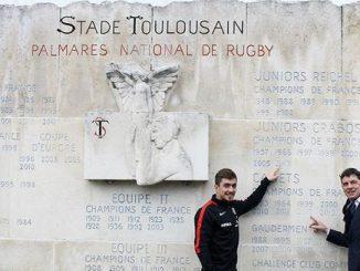 Stade Toulousain. Anthony Méric joker médical de Antoine Dupont