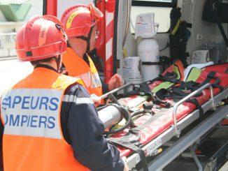 Toulouse Gramont. mort d'un piéton renversé par un camion