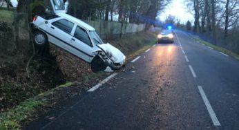 Toulouse. 17 ans, sans permis sans assurance, sous drogue, il crashe sa voiture