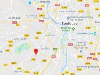 Un cadavre découvert sur la rocade de Toulouse