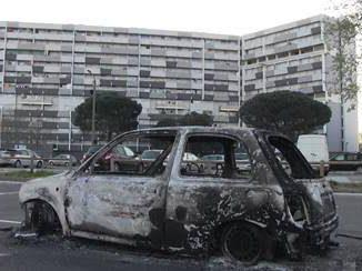 3e jour d'émeutes à Toulouse. 5 personnes arrêtées