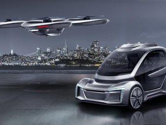 Airbus et Audi s'allient pour développer la voiture hélicoptère du futur