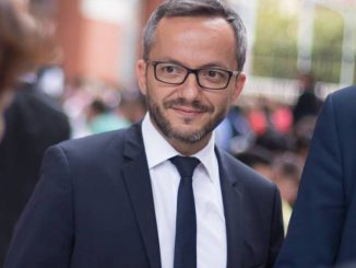 Sébastien Vincini, secrétaire national du Parti socialiste