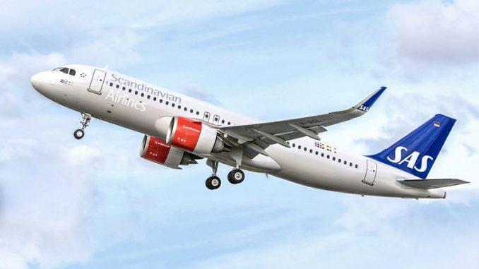 SAS commande 35 Airbus A320 neo