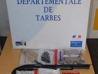 Tarbes. démantèlement d'un trafic de drogue
