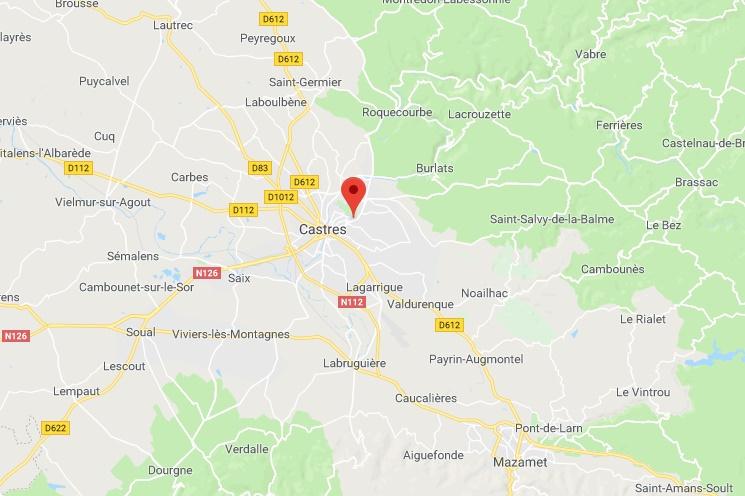1 mort dans un accident de la circulation à Castres