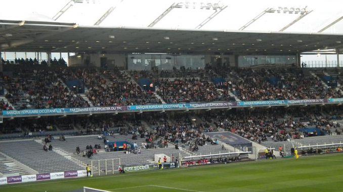 Ajaccio 0 Toulouse 3. Le TFC a un pied en ligue1