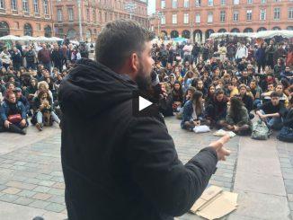 Comment les étudiants toulousains veulent poursuivre leurs actions de grève
