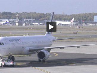 Grèves. prévisions de trafic Air France et SNCF à Toulouse ce lundi