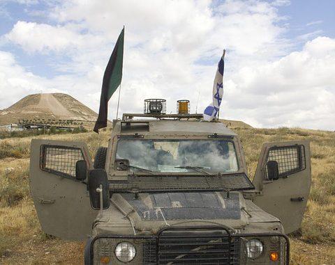 Israël a lancé une attaque d'envergure contre des