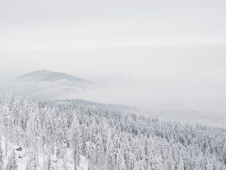 La neige est tombée en abondance sur les Pyrénées