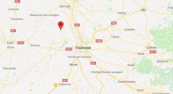 Launac. 1 mort dans un accident de la route au nord de Toulouse