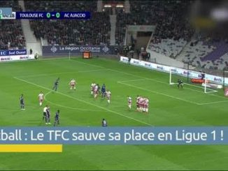 Le Toulouse Football Club se maintient en ligue1
