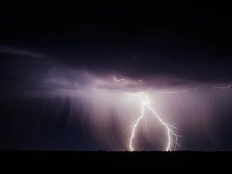 Mai 2018. mois record pour les orages et les impacts de foudre