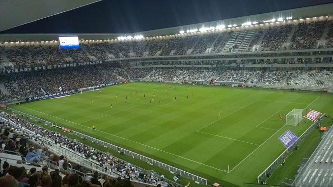 Privé de ses supporters, Toulouse joue à Bordeaux un match pour l'honneur