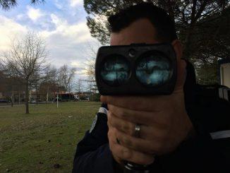 Toulouse. sous Cannabis, un conducteur flashé à 107 km/h au lieu de 50