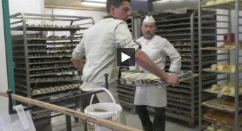 Un boulanger toulousain récompensé baguette
