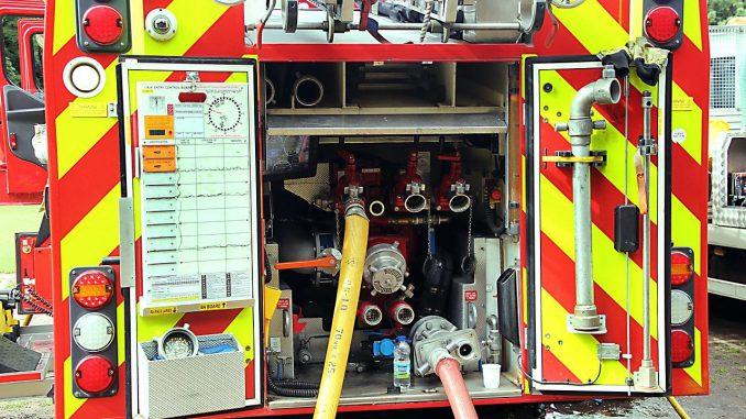 3 pompiers blessés dans un incendie de produits chimiques à Tournefeuille