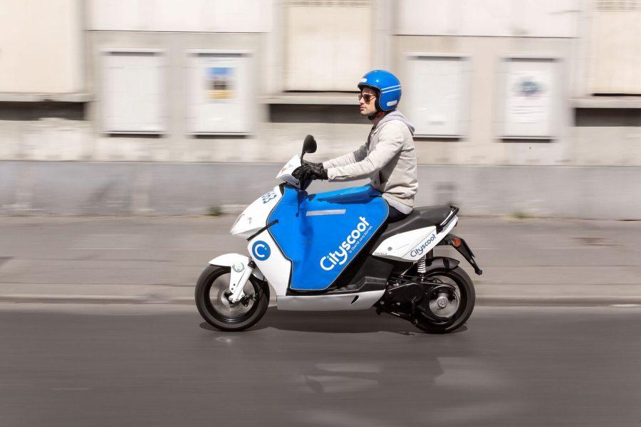 500 scooters en libre service à l'automne à Toulouse